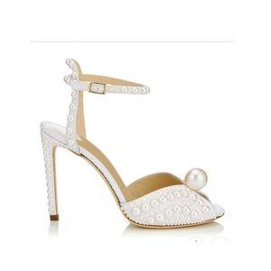 Pearl  sandles heels